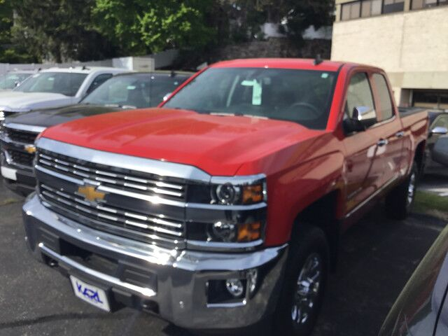 2017 Chevrolet Silverado 2500HD LTZ New Canaan CT
