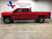 2017_Chevrolet_Silverado 3500HD_LT Diesel Camera Bluetooth Touch Screen Chrome Allison_ Mansfield TX