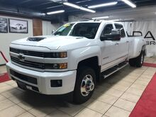 2017_Chevrolet_Silverado 3500HD_LTZ Crew Cab Long Box 4WD WITH 6.6 DURAMAX AND ALLISON TRANSMISSION_ Charlotte NC