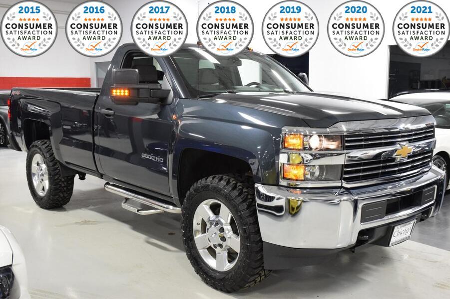 2017_Chevrolet_Silverado 3500HD_Work Truck_ Glendale Heights IL