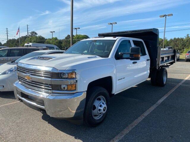 2017 Chevrolet Silverado 3500HD Work Truck Monroe GA