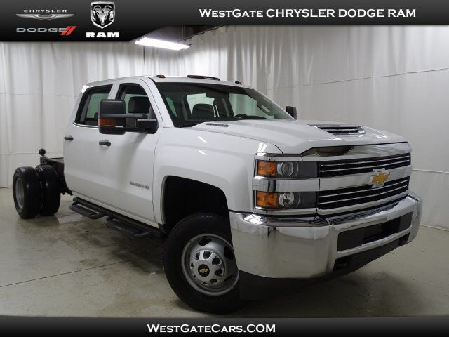 2017 Chevrolet Silverado 3500HD Work Truck Raleigh NC