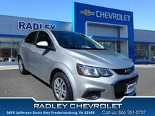 2017_Chevrolet_Sonic_LS Manual_ Northern VA DC