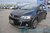 2017 Chevrolet Sonic LT / Automatic / Auto Start / Bluetooth / Back Up Camera / Cruise Control / 34 MPG