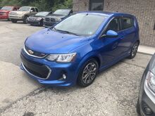 2017_Chevrolet_Sonic_LT_ North Versailles PA