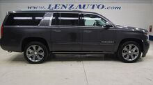 2017_Chevrolet_Suburban_4WD Premier: 5.3L-NAV-MOON-TV-DVD-QUADS-THIRD-REVERSE CAMERA-WIFI-HUD-LEATHER-CD PLAYER-4WD_ Fond du Lac WI