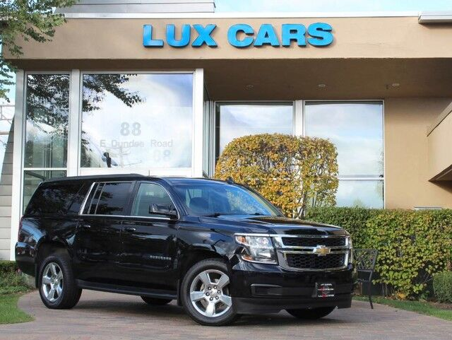 2017_Chevrolet_Suburban_LS LEATHER 4WD_ Buffalo Grove IL