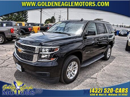 2017_Chevrolet_Tahoe_2WD 4DR LS_ Midland TX