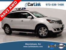 2017_Chevrolet_Traverse_2LT_ Morristown NJ