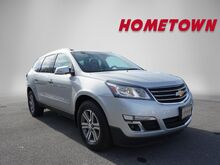 2017_Chevrolet_Traverse_AWD 4DR LT W/1LT_ Mount Hope WV