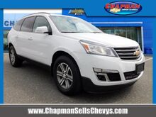 2017_Chevrolet_Traverse_LT_  PA