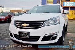 2017_Chevrolet_Traverse_LT / AWD / Automatic / Power Driver's Seat / Auto Start / 3rd Row / Seats 8 / Back Up Camera & Sensors / Bluetooth_ Anchorage AK