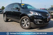 2017 Chevrolet Traverse LT South Burlington VT