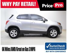2017_Chevrolet_Trax_AWD LS_ Maumee OH