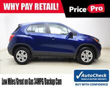 2017_Chevrolet_Trax_LS_ Maumee OH