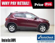 2017_Chevrolet_Trax_LT_ Maumee OH