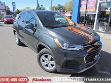2017_Chevrolet_Trax_LT   ONE OWNER   CAM   AWD   REMOTE START_ London ON
