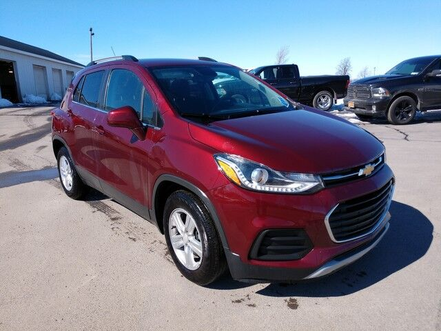 2017 Chevrolet Trax LT Watertown NY