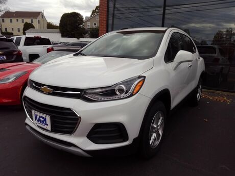2017 Chevrolet Trax LT New Canaan CT