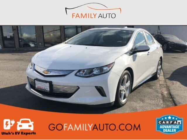 2017 Chevrolet Volt LT Bountiful UT