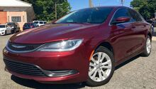 2017_Chrysler_200_LX_ Charlotte and Monroe NC
