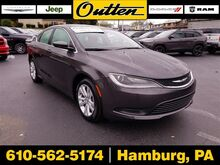2017_Chrysler_200_LX_ Hamburg PA