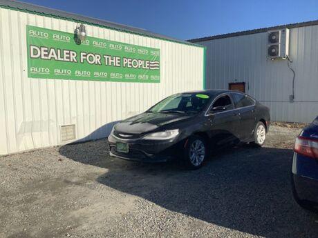 2017 Chrysler 200 LX Spokane Valley WA