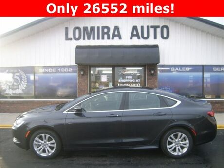 2017 Chrysler 200 Touring Lomira WI