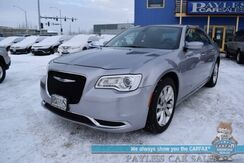 2017_Chrysler_300_Limited / AWD / Front & Rear Heated Leather Seats / Bluetooth / Back Up Camera / Cruise Control / 27 MPG_ Anchorage AK