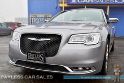 2017_Chrysler_300C_/ AWD / Heated & Ventilated Leather Seats / Heated Steering Wheel / Panoramic Sunroof / 8.4 Touchscreen Navigation / Back Up Camera / Auto Start / Uconnect Bluetooth / 1-Owner_ Anchorage AK