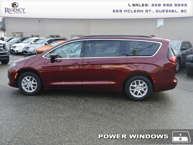 2017 Chrysler Pacifica LX  - Bluetooth - Low Mileage Quesnel BC