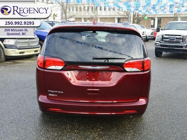 2017 Chrysler Pacifica LX   - DEALER DEMO - Low Mileage Quesnel BC