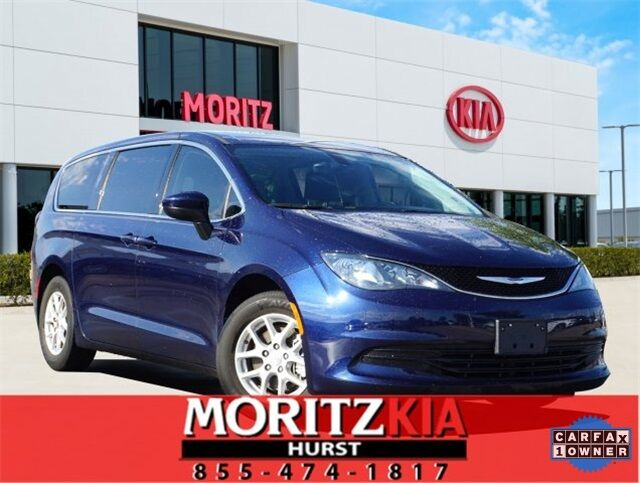 2017 Chrysler Pacifica LX Hurst TX