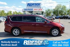 2017_Chrysler_Pacifica_Touring-L Plus, Nav, Heated Leather Seats, Dual DVD Screens_ Calgary AB