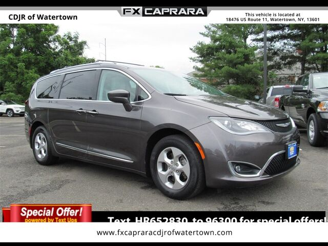 2017 Chrysler Pacifica Touring L Plus Watertown NY