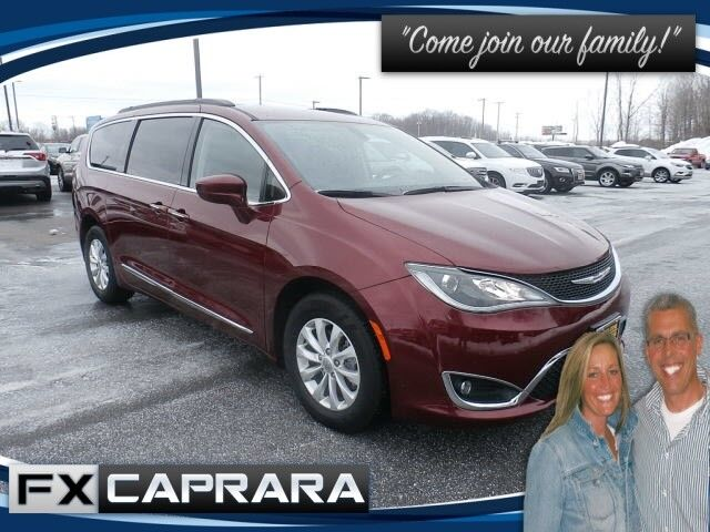 2017 Chrysler Pacifica Touring-L Watertown NY
