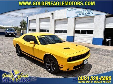 2017_Dodge_Challenger_SXT COUPE_ Midland TX
