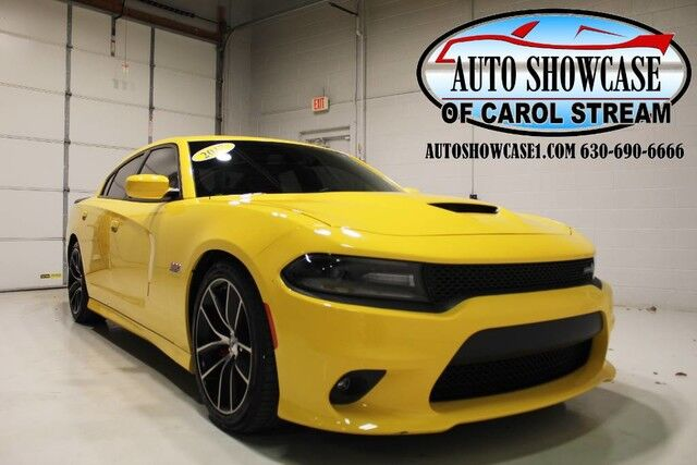 2017 Dodge Charger R/T Scat Pack 392 Carol Stream IL
