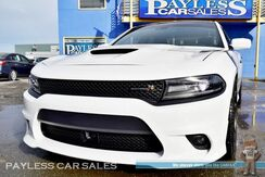 2017_Dodge_Charger_R/T Scat Pack / 6.4L HEMI V8 / Technology Pkg / Alcantara Heated & Ventilated Performance Seats / Heated Steering Wheel / 8.4 Touchscreen Navigation / Beats Speakers & Subwoofer / BREMBO Brakes / Bilstein High-Performance Suspension / Auto Start / 1-_ Anchorage AK