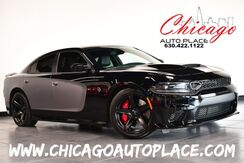 2017_Dodge_Charger_SRT Hellcat - 6.2L V8 SUPERCHARGED ENGINE NAVIGATION BACKUP CAMERA BLACK LEATHER HEATED/VENTED SEATS HEATED STEERING WHEEL KEYLESS GO_ Bensenville IL