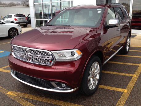 2017_Dodge_Durango_Citadel_ Paris TN