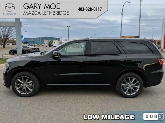 2017_Dodge_Durango_GT  - Loaded with only 1145 km_ Lethbridge AB