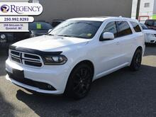 2017_Dodge_Durango_R/T  - Navigation -  Leather Seats_ Quesnel BC