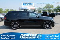 Dodge Durango R/T 5.7L V8, Heated Leather, Sunroof, Nav, Backup Cam 2017