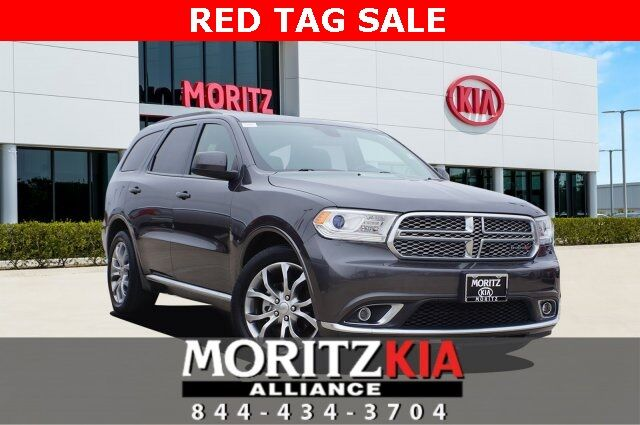 2017 Dodge Durango SXT Fort Worth TX