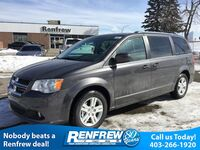 Dodge Grand Caravan 4dr Wgn Crew 2017