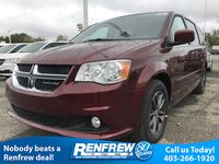 Dodge Grand Caravan 4dr Wgn SXT Premium Plus 2017