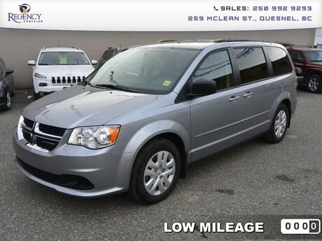 2017 Dodge Grand Caravan CVP/SXT Quesnel BC