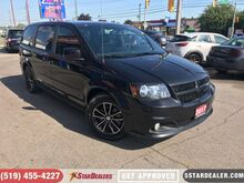 2017_Dodge_Grand Caravan_GT   ONE OWNER   LEATHER   CAM_ London ON