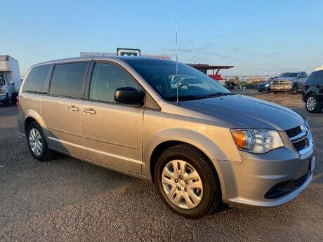 2017 Dodge Grand Caravan SE Laredo TX